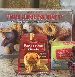 Trader Joe's Italian Cookie Assortment