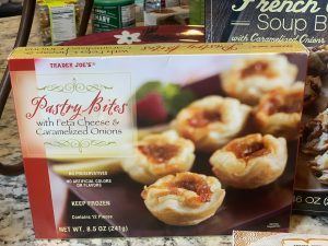 Trader Joe's Pastry Bites