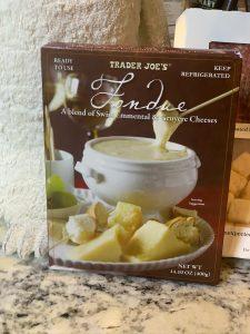 Trader Joe's Fondue