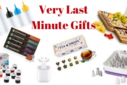 Very last minute gift ideas