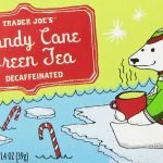 Trader Joes Peppermint Green Decaf Tea