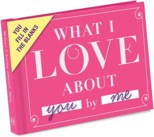 What I Love About you by Me Book