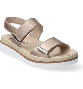 Mephisto Dominica Comfort Sandal with Adjustable Straps in Front and Back