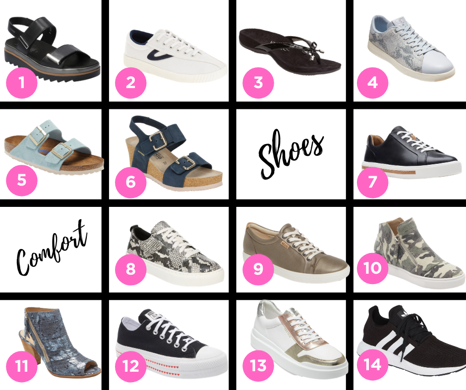 14 of the best comfort shoe picks