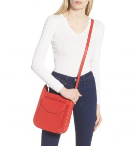 Red Crossbody bag Nordstrom