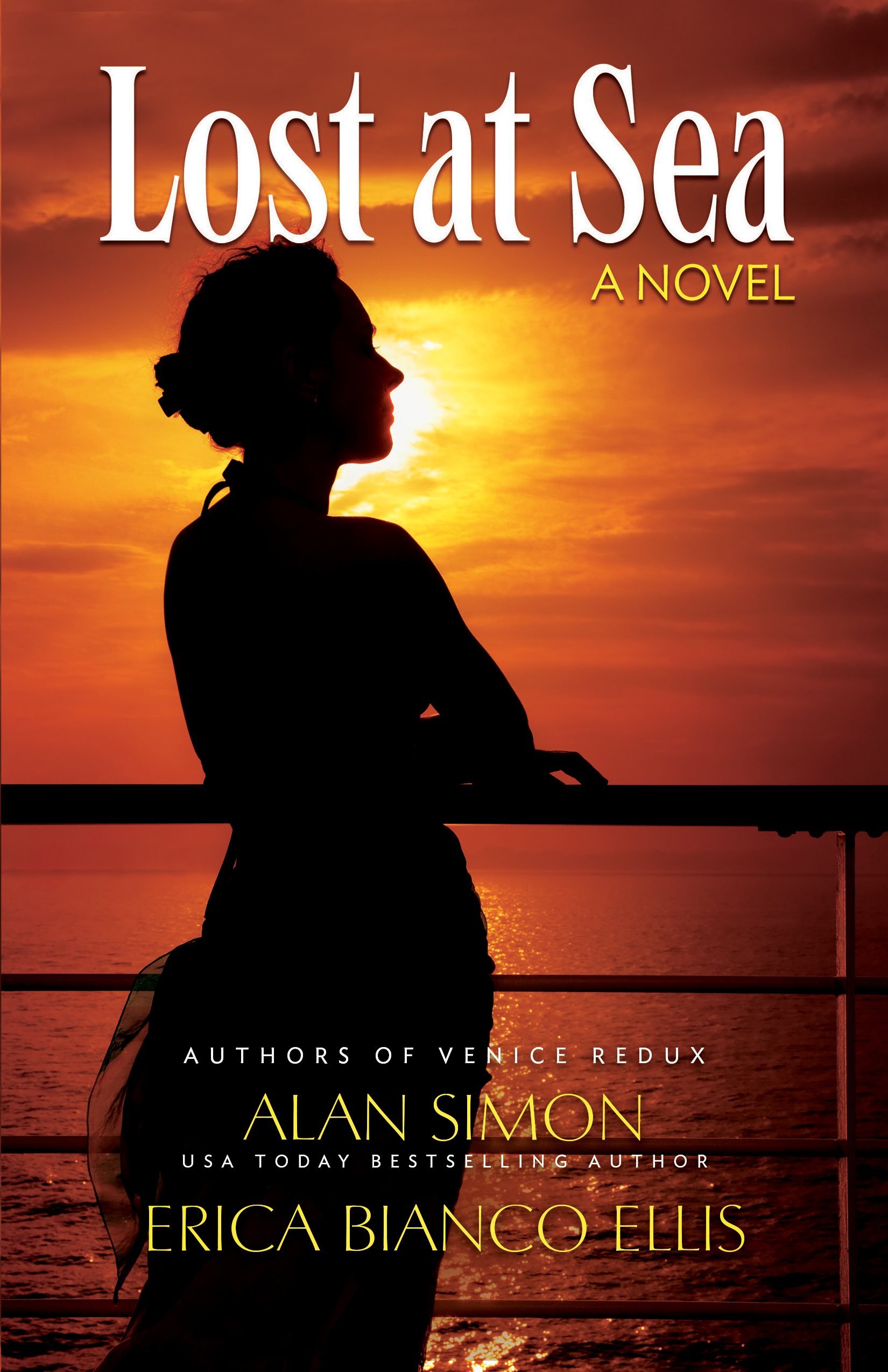 Read yourself to Baja - Erica & Alan's Latest Book