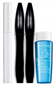 Lancome Hypnose Drama Mascara Set with CILS Booster and Eye makeup Remover
